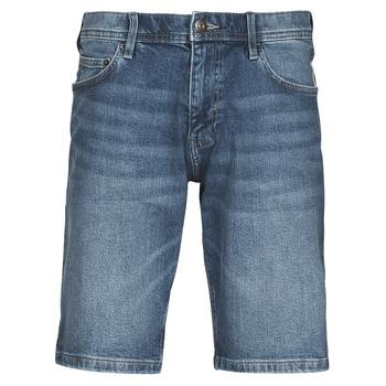 Textiel Heren Korte broeken / Bermuda's Esprit SHORTS DENIM Blauw