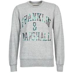 Textiel Heren Sweaters / Sweatshirts Franklin & Marshall COLFAXO Grijs