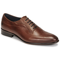 Schoenen Heren Klassiek Carlington OULIO Cognac
