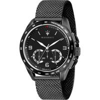 Horloges & Sieraden Heren Analoge horloges Maserati R8873612031 Zwart