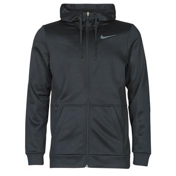 Textiel Heren Sweaters / Sweatshirts Nike TF HD FZ Zwart / Grijs