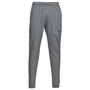 Textiel Heren Trainingsbroeken Nike DF PNT TAPER FL Grijs / Zwart