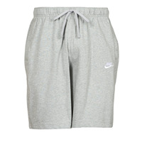 Textiel Heren Korte broeken / Bermuda's Nike NSCLUB JGGR JSY Grijs / Wit