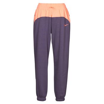 Textiel Dames Trainingsbroeken Nike NSICN CLSH JOGGER MIX HR Violet / Roze