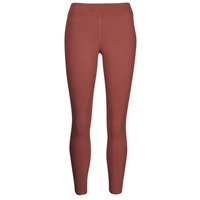 Textiel Dames Leggings Nike NSESSNTL 7/8 MR LGGNG Bruin / Wit