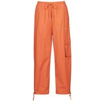 Textiel Dames Trainingsbroeken Nike NSICN CLASH PANT CANVAS HR Bruin / Oranje