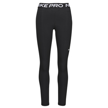 Textiel Dames Leggings Nike NIKE PRO 365 TIGHT Zwart / Wit