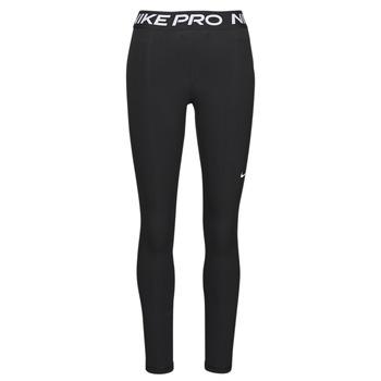 Textiel Dames Leggings Nike NIKE PRO 365 TIGHT Zwart / Wit