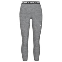 Textiel Dames Leggings Nike NIKE PRO 365 TIGHT 7/8 HI RISE Zwart / Wit
