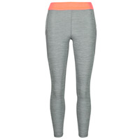 Textiel Dames Leggings Nike NIKE PRO TIGHT 7/8 FEMME NVLTY PP2 Grijs / Oranje / Wit