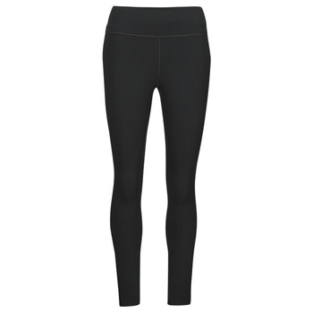 Textiel Dames Leggings Nike ONE DF MR 7/8 TGT Zwart / Wit