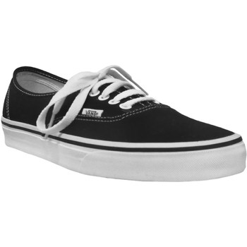 Schoenen Heren Lage sneakers Vans AUTHENTIC Zwart canvas