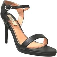 Schoenen Dames Sandalen / Open schoenen Pepe jeans Lake basic Zwart leer