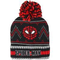 Accessoires Kinderen Muts Spiderman  Zwart/Rood