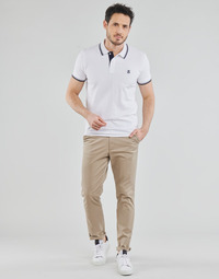 Textiel Heren Chino's Selected SLHSLIM-MILES FLEX Beige