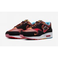 Schoenen Lage sneakers Nike Air Max 1 NYC Chinatown Black/Multicolor