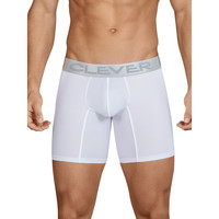 Ondergoed Heren Boxershorts Clever Lange boxershorts Kumpanias wit Slimme Wit