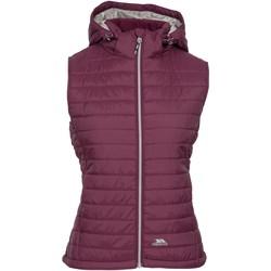 Textiel Dames Dons gevoerde jassen Trespass Aretha Afb.