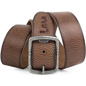 Accessoires Heren Riemen Lois Cracked leather Bruine