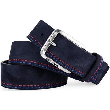 Accessoires Riemen Lois Casual Leather Marine