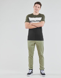 Textiel Heren Chino's Jack & Jones JJIMARCO Kaki