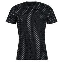 Textiel Heren T-shirts korte mouwen Jack & Jones JJMINIMAL Marine
