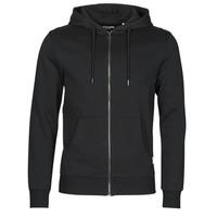 Textiel Heren Sweaters / Sweatshirts Jack & Jones JJEBASIC Zwart