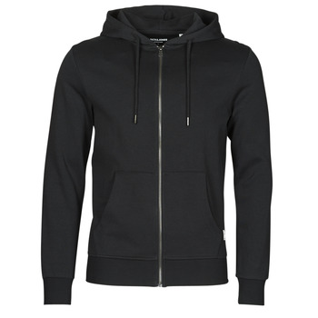 Textiel Heren Sweaters / Sweatshirts Jack & Jones JJEBASIC Zwart