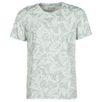 Textiel Heren T-shirts korte mouwen Jack & Jones JORLEFO Grijs