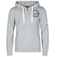 Textiel Heren Sweaters / Sweatshirts Jack & Jones JJRAMING Grijs