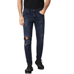 Textiel Heren Skinny jeans Diesel  Blauw