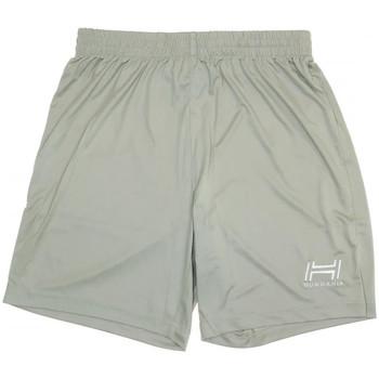 Textiel Heren Korte broeken / Bermuda's Hungaria  Grijs