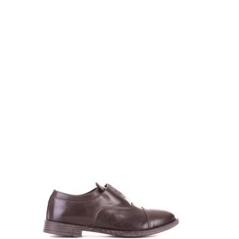 Schoenen Heren Derby Manuel Ritz 2932Q501-203889 Marrone