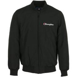 Textiel Wind jackets Champion Jacket Zwart