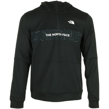 Textiel Heren Trainings jassen The North Face Train N Logo 1/4 Zip Zwart