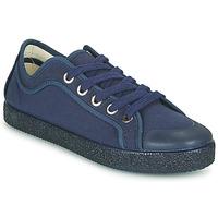 Schoenen Dames Lage sneakers Dream in Green OBRINDILLE Marine