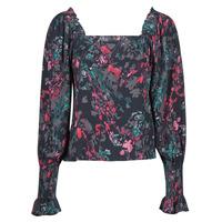 Textiel Dames Tops / Blousjes Vero Moda VMJACKIE Marine / Rood