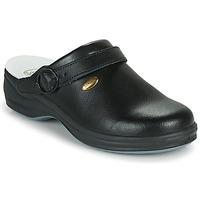 Schoenen Dames Klompen Scholl NEW BONUS Zwart