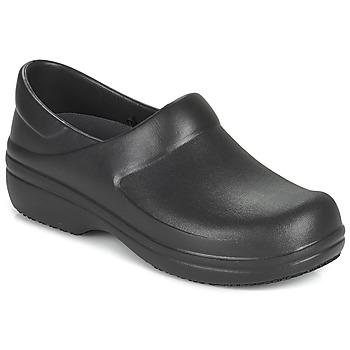 Schoenen Dames Klompen Crocs NERIA PRO II CLOG W Zwart