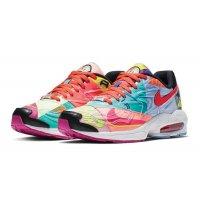 Schoenen Lage sneakers Nike Air Max 2 Atmos Black/Bright Crimson