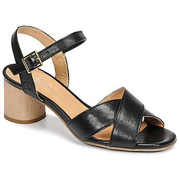Schoenen Dames Sandalen / Open schoenen Dream in Green ODAINE Zwart