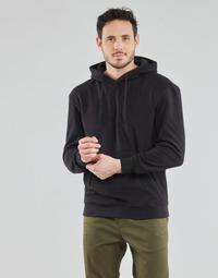 Textiel Heren Truien Schott PLHOOD20 Zwart