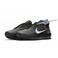 Schoenen Lage sneakers Nike Air Max 97 x Off Whte