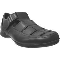 Schoenen Heren Sandalen / Open schoenen Mephisto RAFAEL Zwart leer