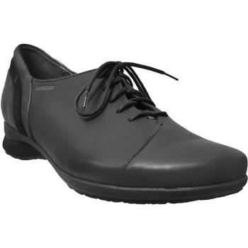 Schoenen Dames Derby Mephisto JOANA Zwart leer