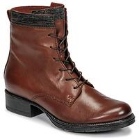 Schoenen Dames Laarzen Mjus NORTON Bruin