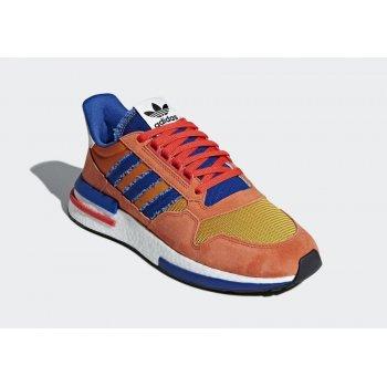 Schoenen Lage sneakers adidas Originals ZX Flux 500 RM x DBZ