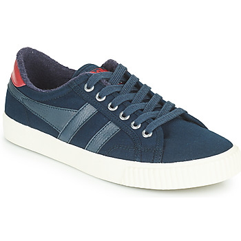 Schoenen Dames Lage sneakers Gola TENNIS MARK COX Blauw / Rood