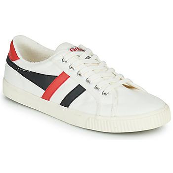 Schoenen Heren Lage sneakers Gola TENNIS MARK COX Wit / Zwart / Rood
