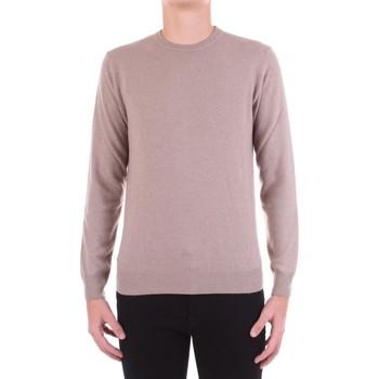 Textiel Heren Truien Bramante D8001 Beige